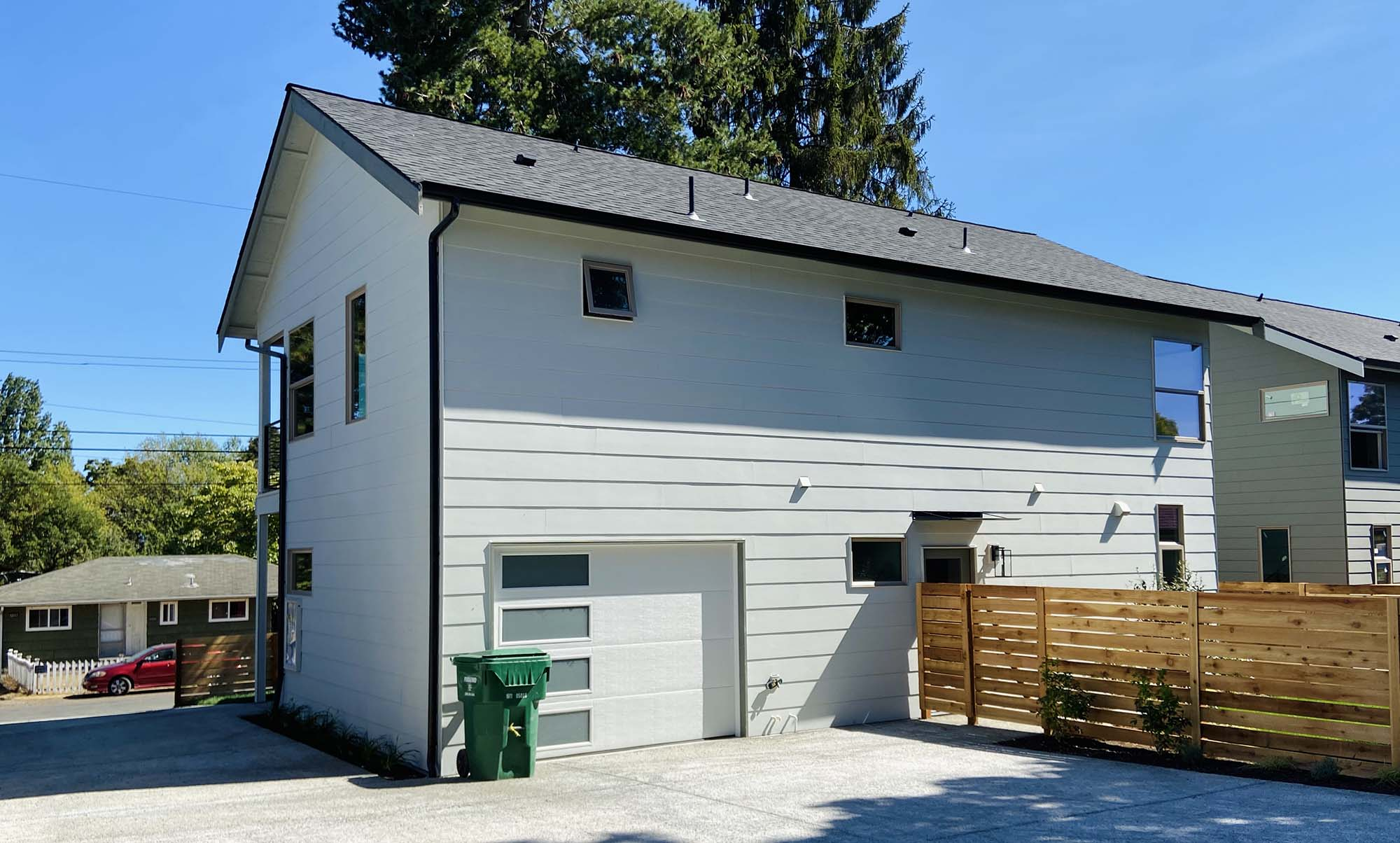 Seattle Home Builder - Custom Home Built at 9443 5th Ave SW, Seattle, WA 98106