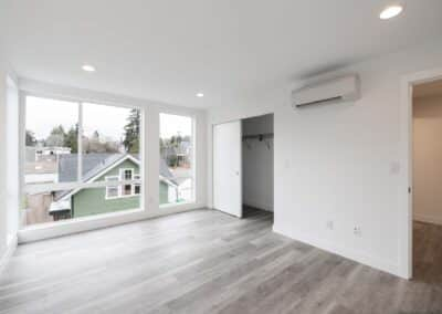 Unit B Interior - Newly construction SFR located at 5838 16th Ave Seattle, WA 98108