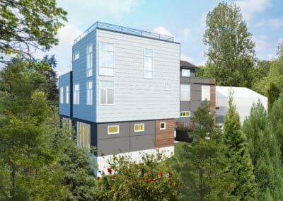 New SFR with a Duplex construction located at 5236 39th Ave S., Seattle WA 98118