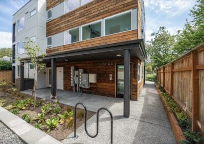 Heathrow Apartments by Seattle apartment developer New Image Construction Management