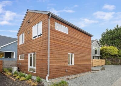 The Spencer DADU by Seattle Backyard Cottage Builders