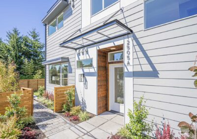 Exterior of SFR located at 12505 8th Ave NW, Seattle, WA 98177